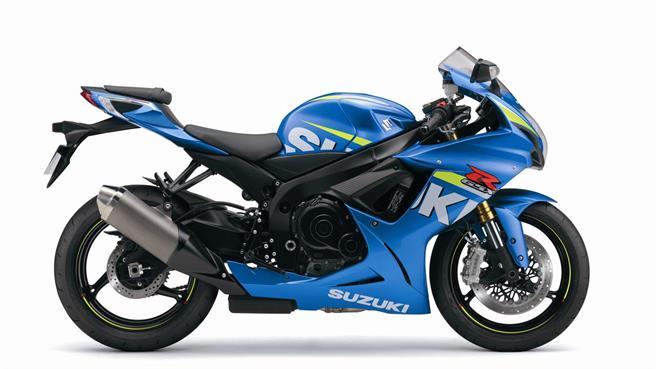 Decoración MotoGP para las GSX-R 600 y 750
