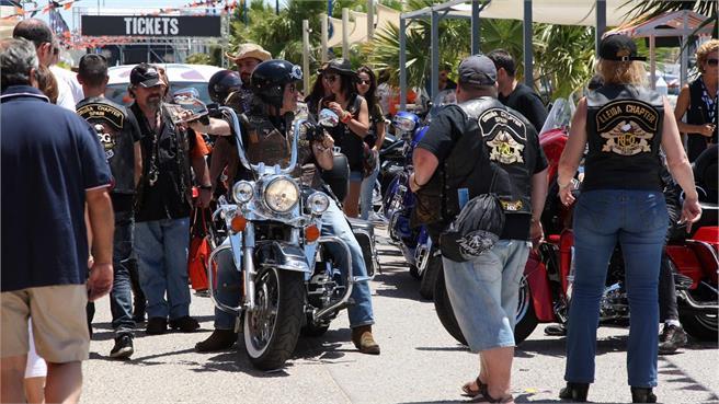 24º European HOG Rally Harley Davidson