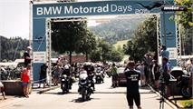 BMW Motorrad Days 2015 en Garmish