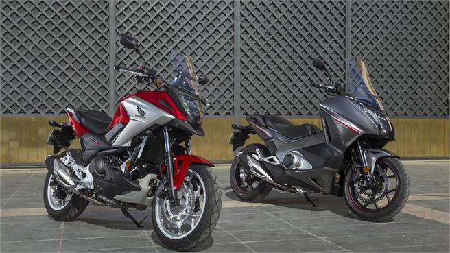 Honda Nc 750 X Dct Integra Herencia De La Africa Twin Noticias