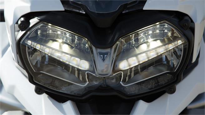Triumph Tiger 1200: Más tecnología