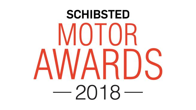 Schibsted Motor Awards 2018