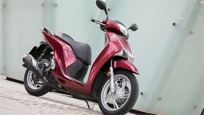 Scooters 125 de rueda grande para todos