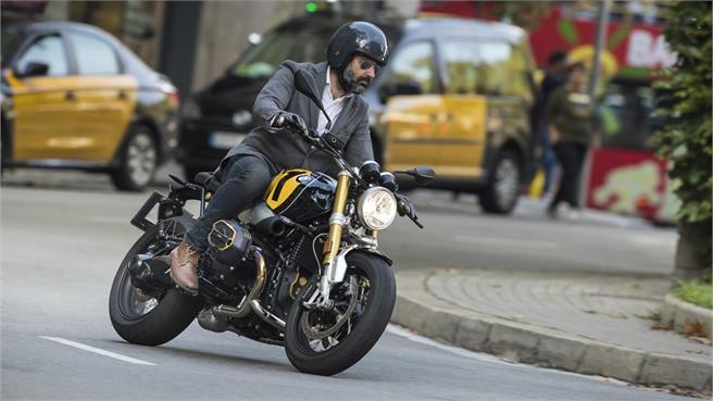 BMW R nineT Motorrad Spezial