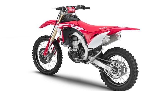 Gama Honda Off-Road 2019: nuevos modelos