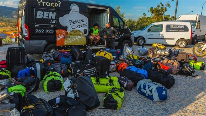 Lés-a-Lés Off Road 2017: Cruzar Portugal