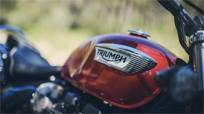 Triumph Speedmaster 2018