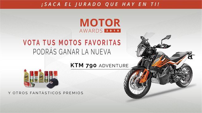 Quinta edición de los Motor Awards