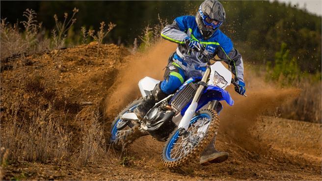 Yamaha WR250F: Nueva en 2020
