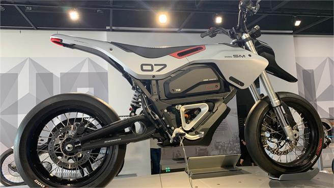 La moto eléctrica y sus preparaciones