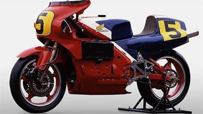Honda NR 500: Llega su 40º aniversario