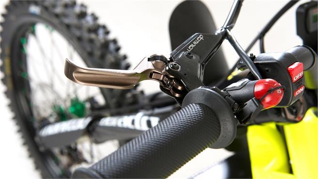 Czem Drill One: Ligeras motos eléctricas de off-road