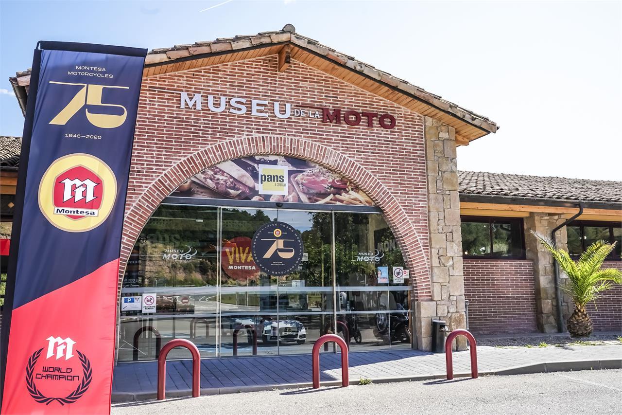 """Exposición """"Montesa, 75 años de una aventura irrepetible"""" - foto 1"""