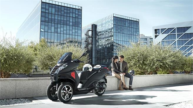 Peugeot Metropolis 400 RX-R
