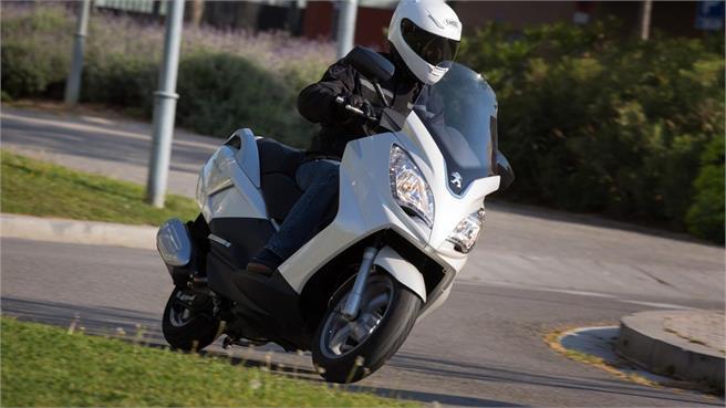Peugeot Satelis Maxis