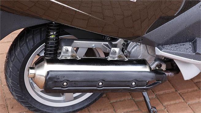 Peugeot Satelis 125 2010
