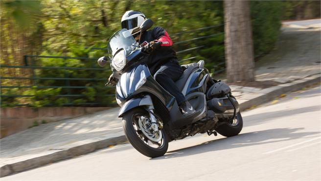 Piaggio Beverly Sport Touring 350ie ABS