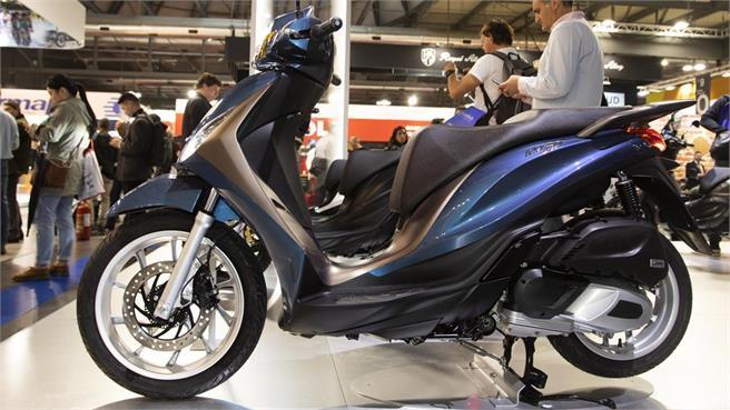 Piaggio Medley 125 y 150 2020