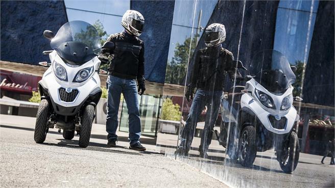 Piaggio MP3 500 Sport ABS/ASR