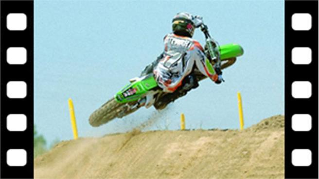 Motocross con James Stewart