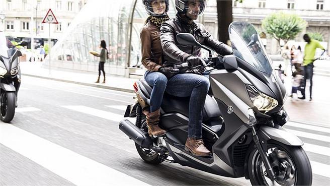 Yamaha X-MAX 125 y 250