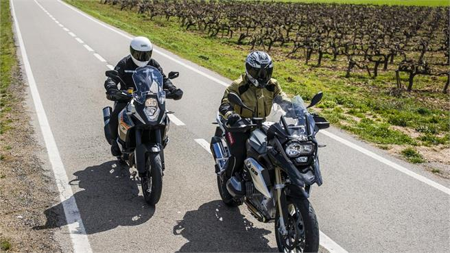 BMW R 1200 GS vs KTM 1190 Adventure