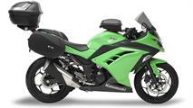 Equipa tu Kawasaki Ninja 300 con Givi