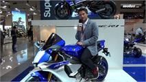 Yamaha EICMA 2014