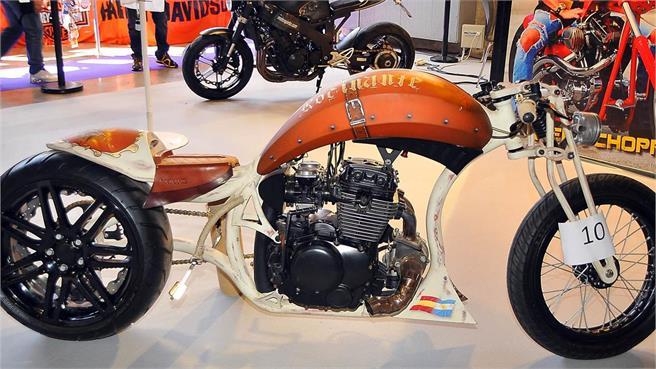 Moto Madrid 2014