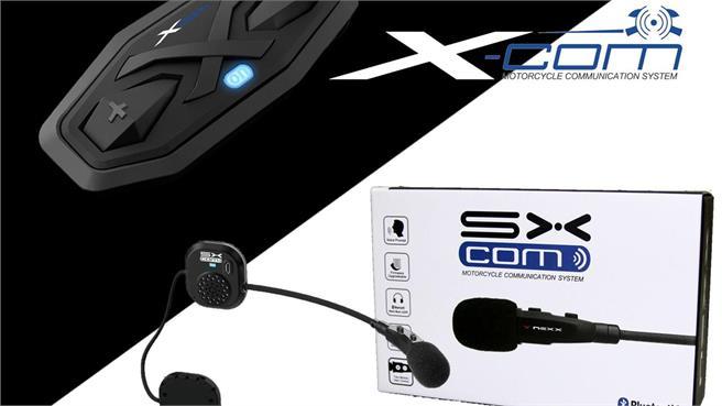 NEXX X-COM y SX.COM