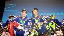 Presentación Equipo Yamaha Movistar de MotoGP
