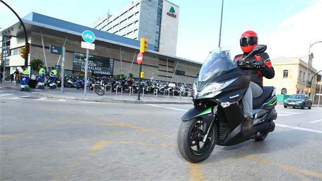 Kawasaki J125 ABS