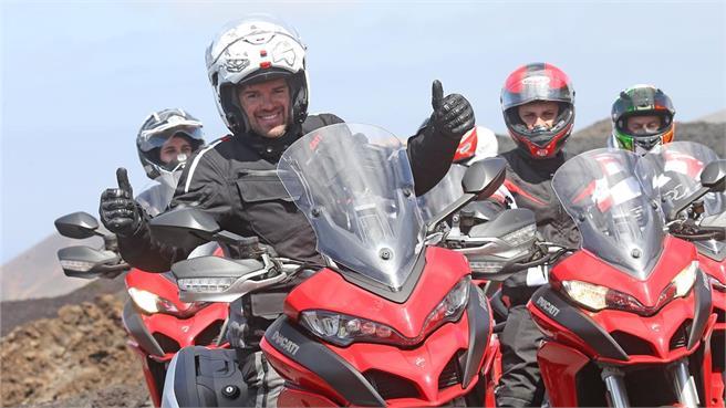 Ducati Multistrada 1200/1200S