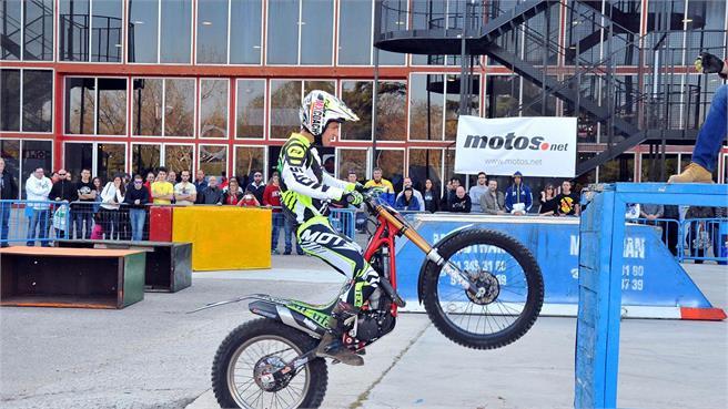 Salón Moto Madrid 2015