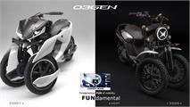 Yamaha 03GEN Concepts
