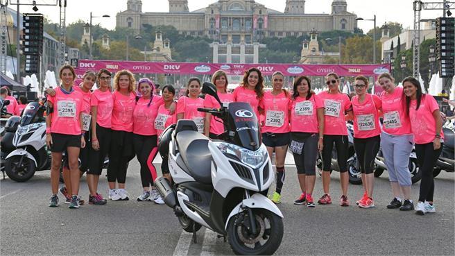 Carrera de la mujer 2015