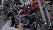 Fabricando una Ducati Multistrada 1200