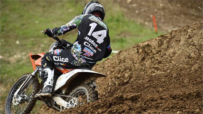 KTM Motocross 2016