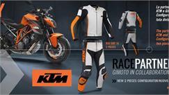 Espectaculares accesorios y vestimenta KTM