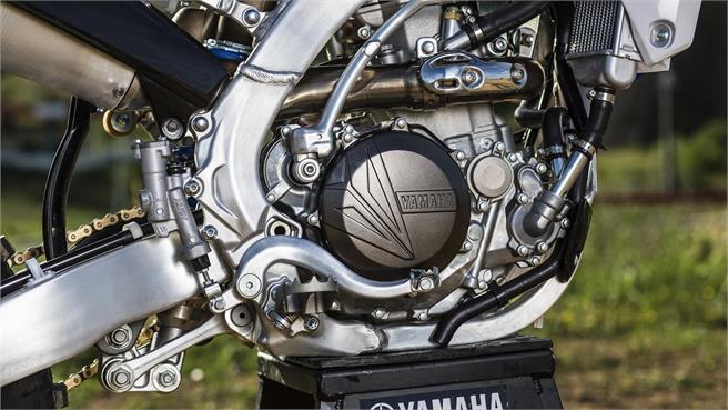 Yamaha YZF 2016