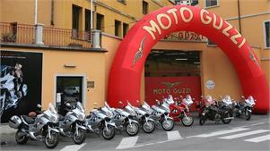 Jornadas abiertas Moto Guzzi