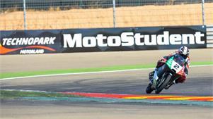 MotoStudent: El futuro de las motos se da cita en Motorland