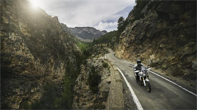 Africa Twin Tour