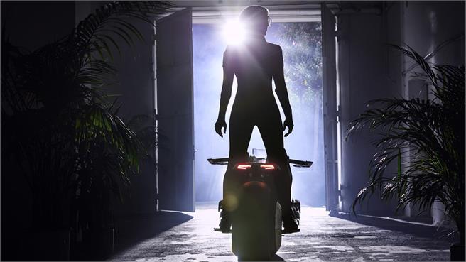 BMW Motorrad VISION NEXT100
