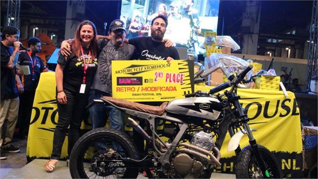 BAUM/Bike Show en Barcelona
