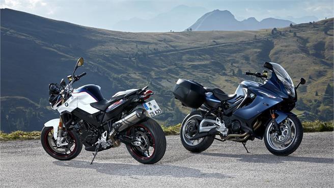 BMW F 800 GT y F 800 R: Euro4 y más