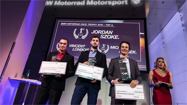 BMW entrega los premios del Race Trophy