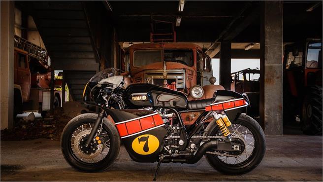 Jigsaw Custom Motorcycles