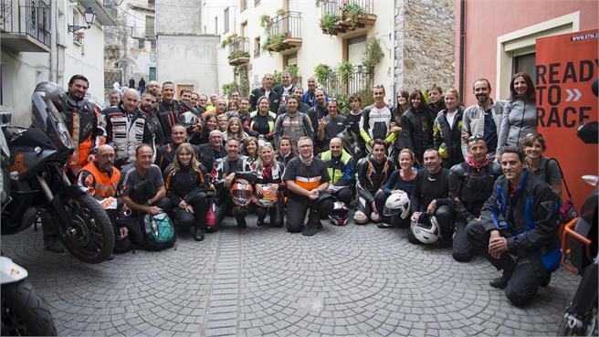 III Reunión KTM Adventure 2016