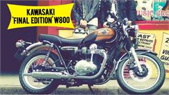 Kawasaki W800 Final Edition 2016